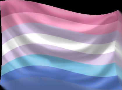 Bigender Flag