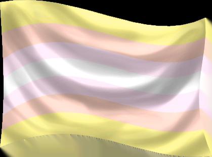 Pangender Flag
