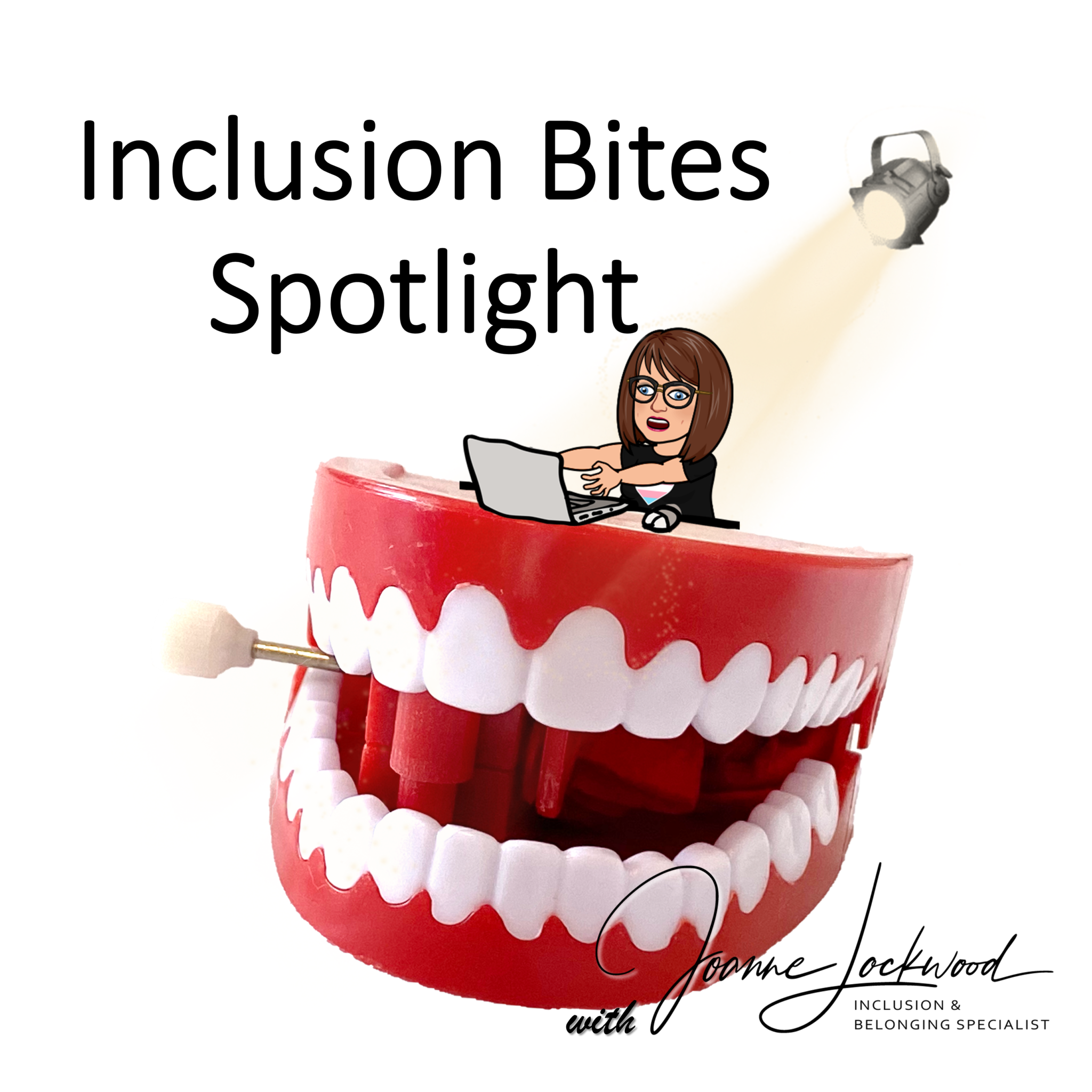 Inclusion Bites Spotlight Logo