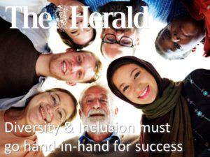 D&I must go hand-in-hand for success